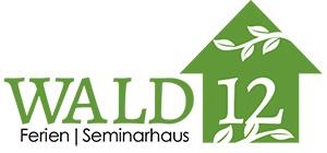 Wald12 Ferien und Seminarhaus Logo